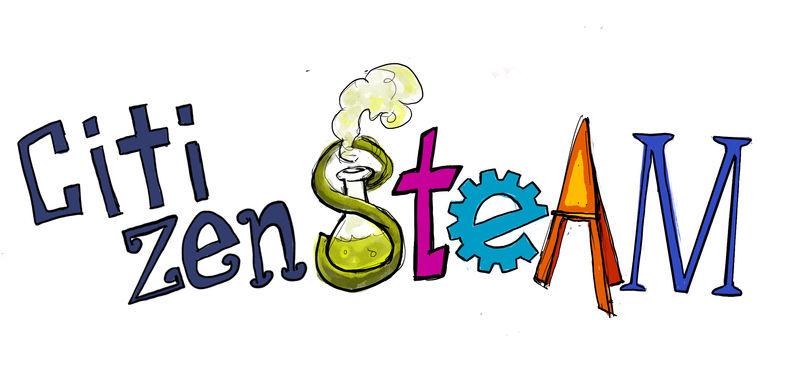 early logo sketch