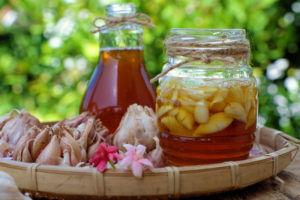 Honey Fermented Garlic Recipe