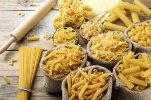 Pasta for preppers