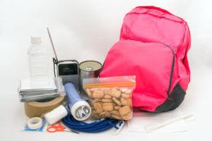 Hardtack in bugout bag