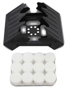 Emergency Cooking Kit - 24 Hour Fuel Tablet