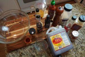 Ultimate Jerky Ingredients