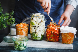 Fermented and Pickled foods