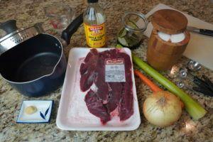 Meat Powder ingredients