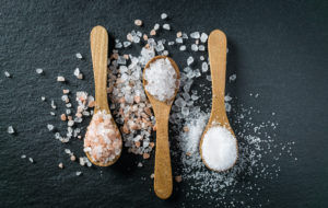 Salts used for pickling