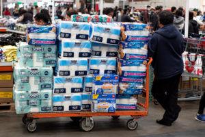 Toilet Paper Shortage