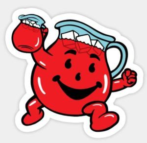 KoolAid in prepping supplies