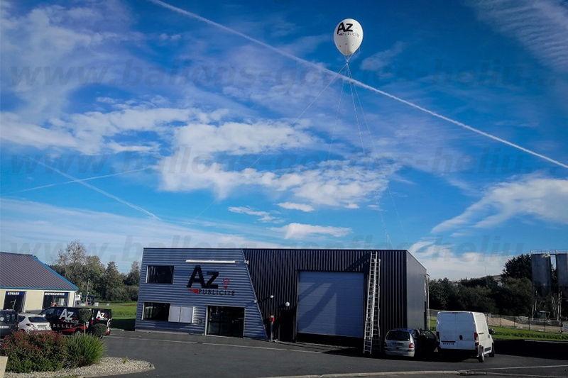 ballon helium montgolfiere
