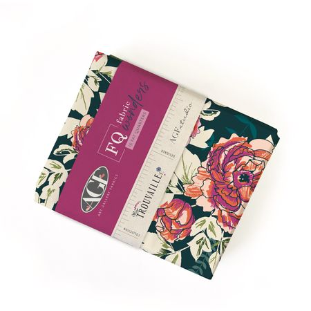 AGF Fabric Wonders Trouvaille FQ Bundle