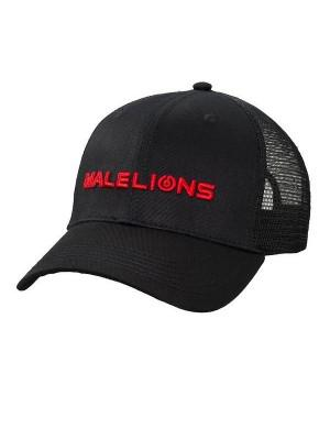4915Malelions___Malelions_Cap_Black_Red