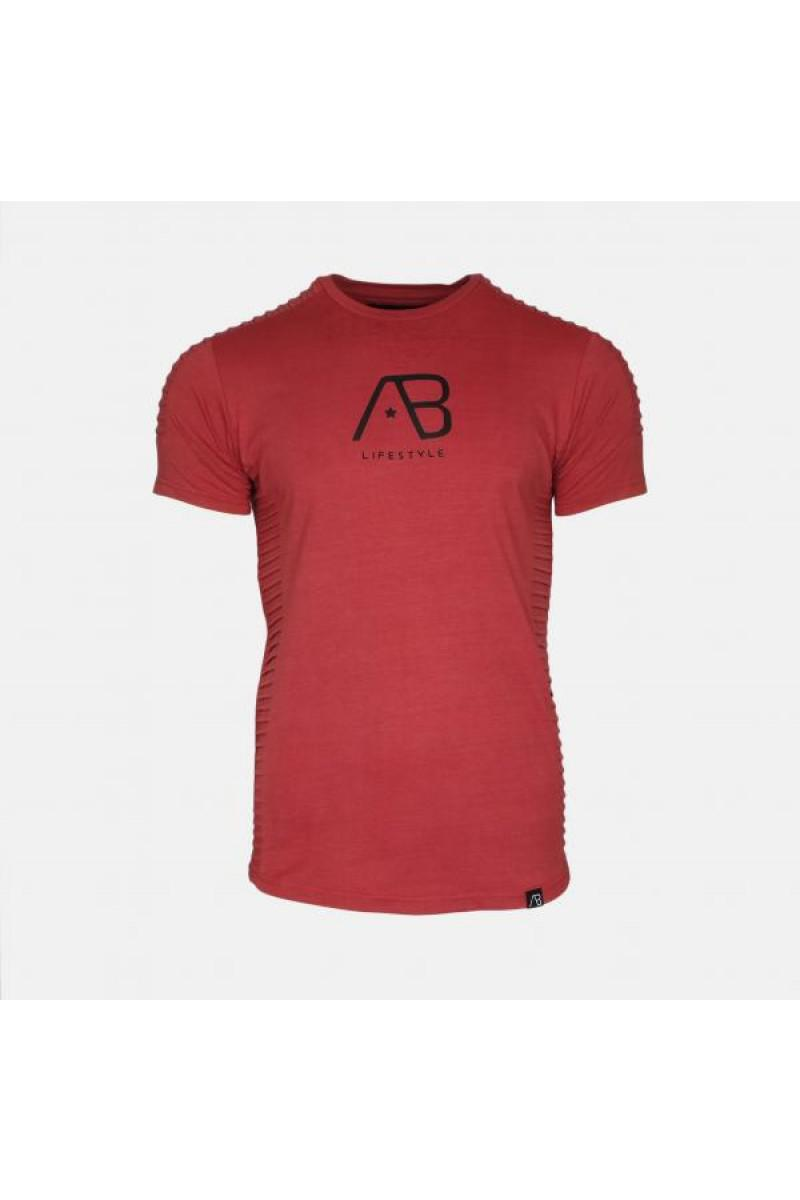 3397AB_Lifestyle___AB_Tee_The_Ribb_Rose_Red