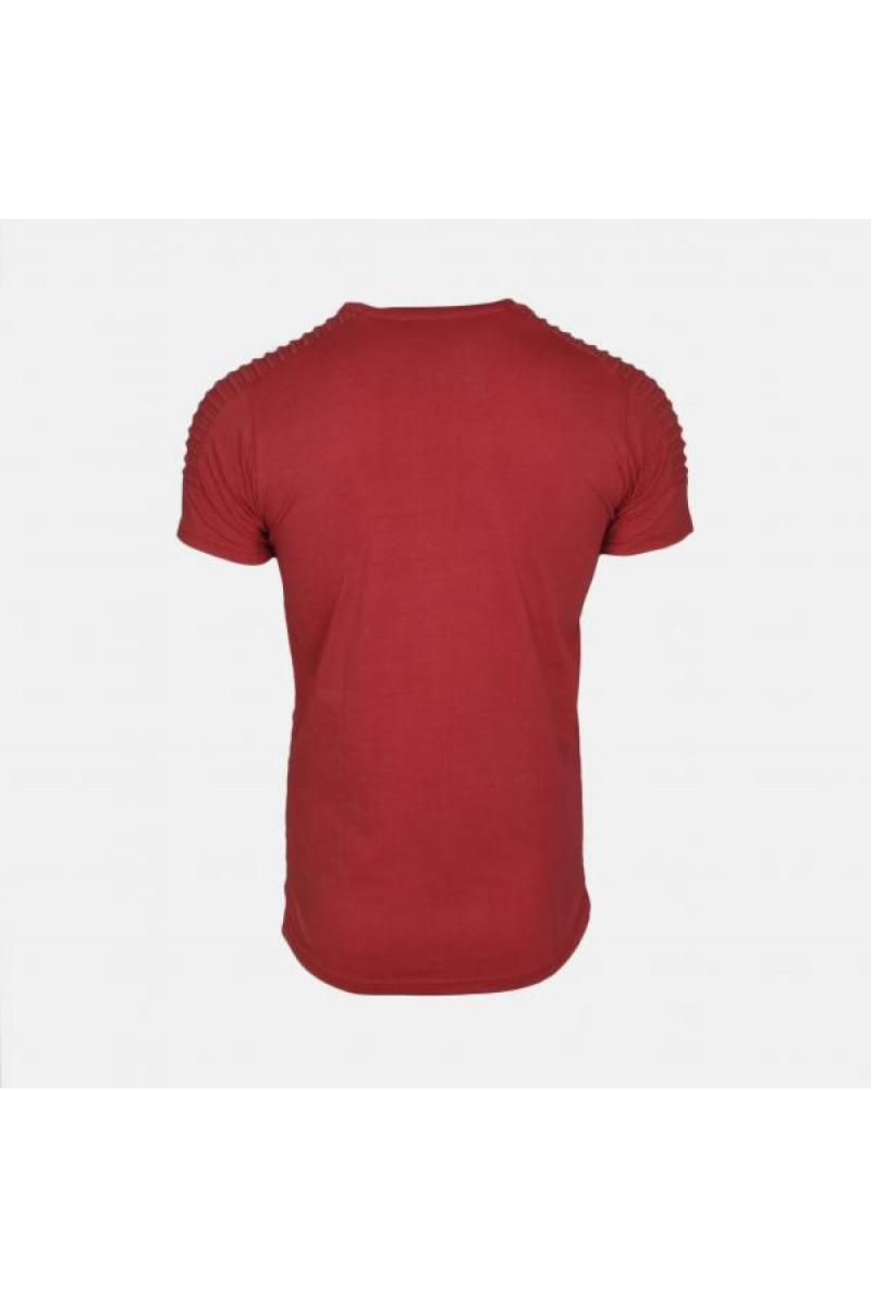 3399AB_Lifestyle___AB_Tee_The_Ribb_Rose_Red