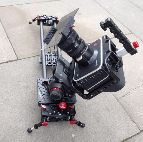 Blackmagic Production Camera video production
