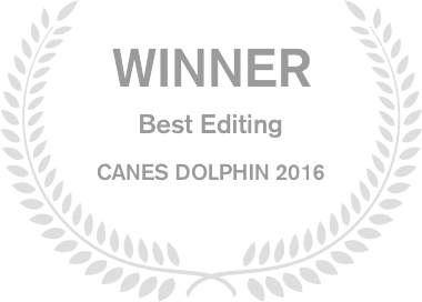 Image of Cannes Best Editing