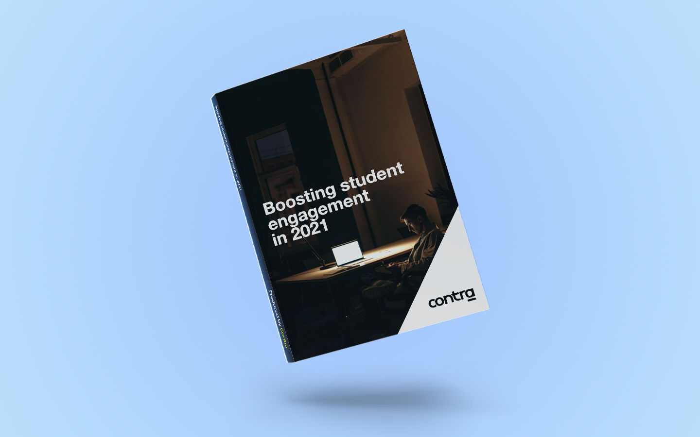 a free guide on boosting student engagement using digital marketing