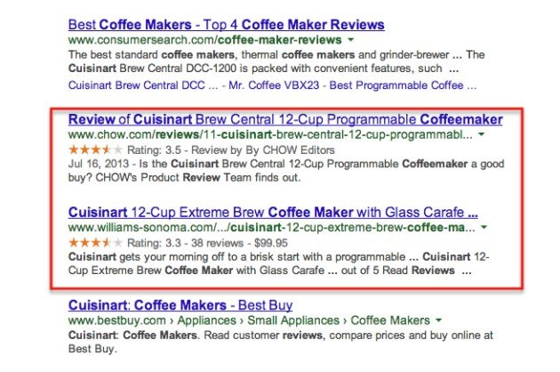 image showing SERPS