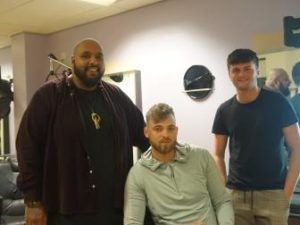 Coventry-based barber returns to Coventry College hoping to inspire a fresh crop of hairdressing talent
