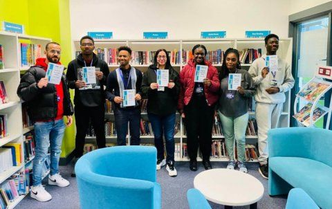 Read to Succeed ESOL students