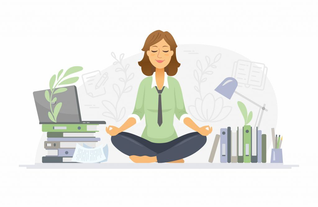 Mindfulness Coworking Space