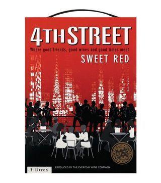 Buy 4th street red sweet cask online from Nairobi drinks