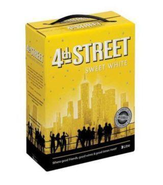 Buy 4th street white sweet cask online from Nairobi drinks