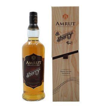 Buy amrut intermediate sherry single malt indian whisky online from Nairobi drinks