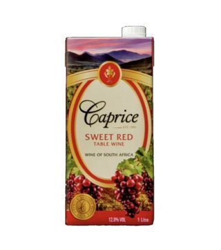 Buy caprice red sweet cask online from Nairobi drinks