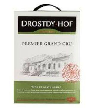 Buy drostdy-hof premier grand cru white dry cask online from Nairobi drinks