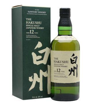 Buy hakushu 12 years japanese whisky online from Nairobi drinks