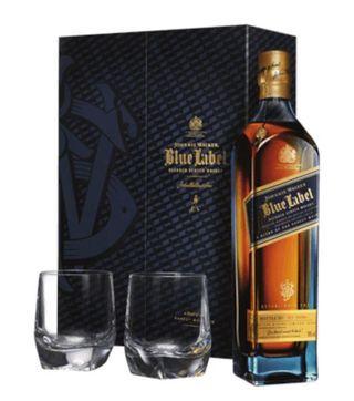 Buy johnnie walker blue label gift pack online from Nairobi drinks