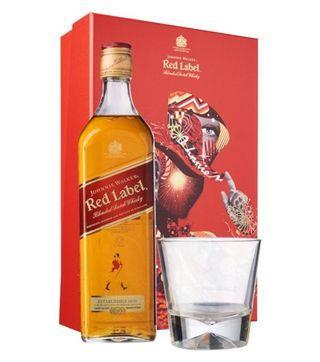 Buy johnnie walker red label gift pack online from Nairobi drinks