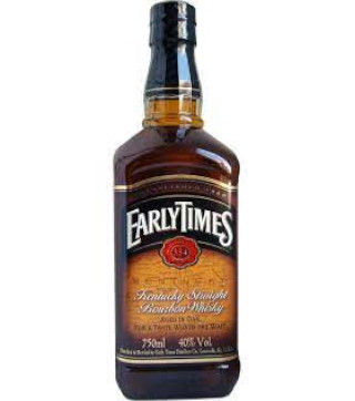 Buy Early Times Kentucky Straight  Bourbon Whisky online from Nairobi drinks