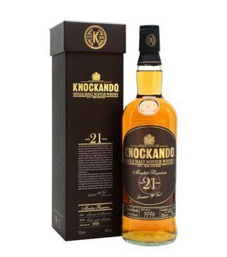 Buy knockando 21 years 1994 master reserve online from Nairobi drinks