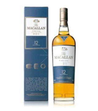 Buy macallan 12 years fine oak online from Nairobi drinks