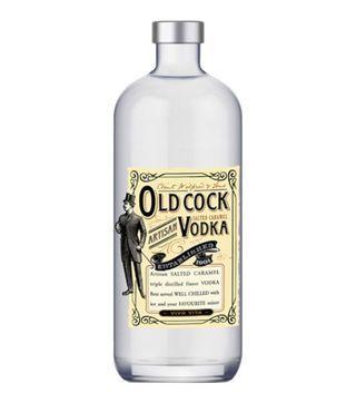 Buy old cock caramel vodka online from Nairobi drinks