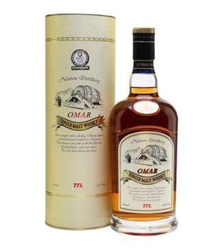 Buy omar sherry cask single malt whisky online from Nairobi drinks