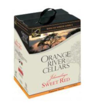 Buy orange river cellars sweet red cask online from Nairobi drinks