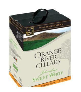 Buy orange river cellars white sweet cask online from Nairobi drinks