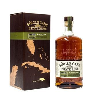 Buy single cane estate rum worthy park online from Nairobi drinks