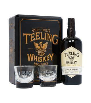 Buy teeling whisky small batch gift pack online from Nairobi drinks