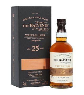 Buy the balvenie 25 years triple cask online from Nairobi drinks