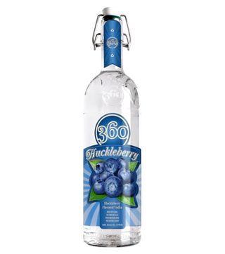 Buy vodka 360 huckleberry online from Nairobi drinks