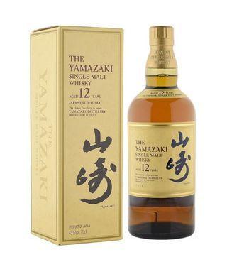 Buy the yamazaki 12 years Japanese single malt whisky online from Nairobi drinks