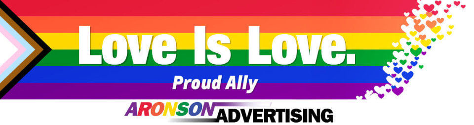 Love is Love - Proud to Support Pride Month