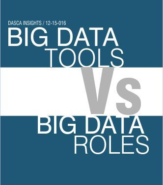 Big Data Tools Vs Big Data Roles