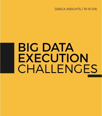 Big Data Execution Challenges