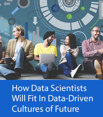 How Data Scientists Will Fit In Data-Driven Cultures of Future