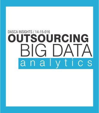 Outsourcing Big Data Analytics