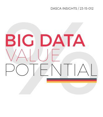 Big data Value Potential
