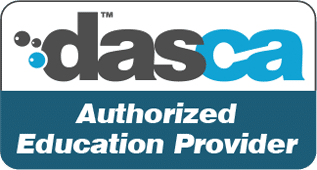 DASCA Authorized Education Provider Logo